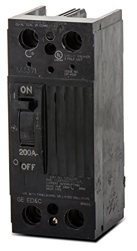 G E Industrial System TQD22125WL 125A DP Breaker