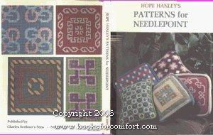 Hope Hanley's Patterns for needlepoint