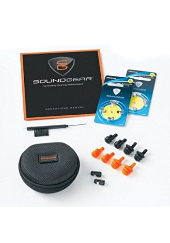 SoundGear Tactical Law Enforcement Electronic Hearing Protection by Sound Gear