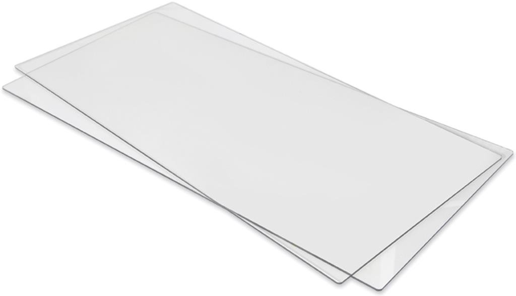 Stainless Steel Sizzix Big Shot Pro Extended Cutting Pad Accessory White 6 x 31.1 cm x 66 cm