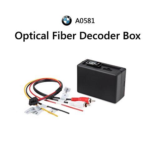 Eonon A0581 Optical Fiber Decoder Box Designed for - Import