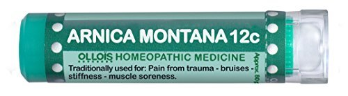 (Ollois Lactose Free Homeopathic Medicines, Arnica 12C Pellets, 80 Count by Ollois)