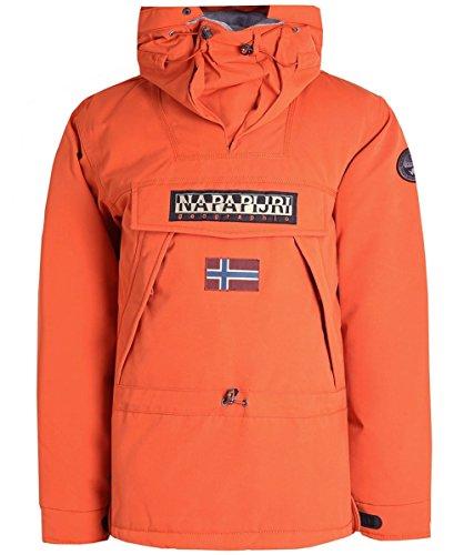 Orange Veste 1 Rusty Ski Skidoo De Napapijri 0xfpnwqTZn