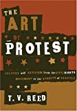 The Art of Protest, T. V. Reed, 0816637717