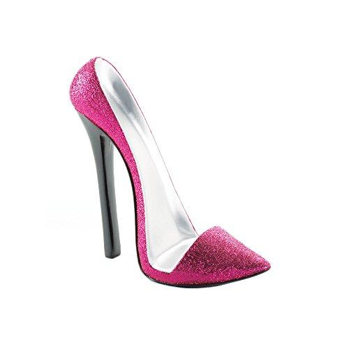 TOM & CO. Pink High Heel Shoe Phone Holder