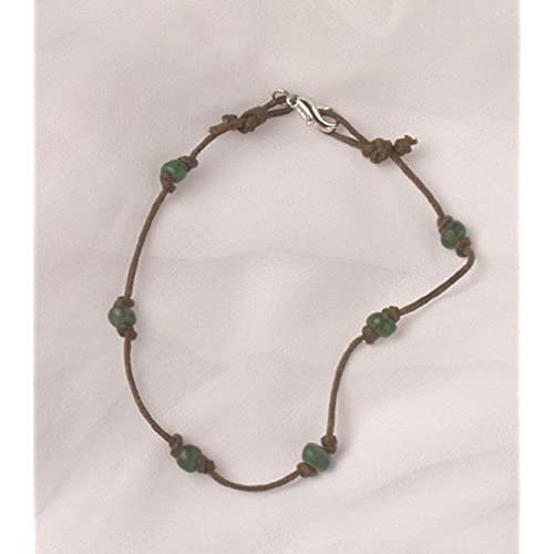 Anklet - Indonesian, Tradewind Beads
