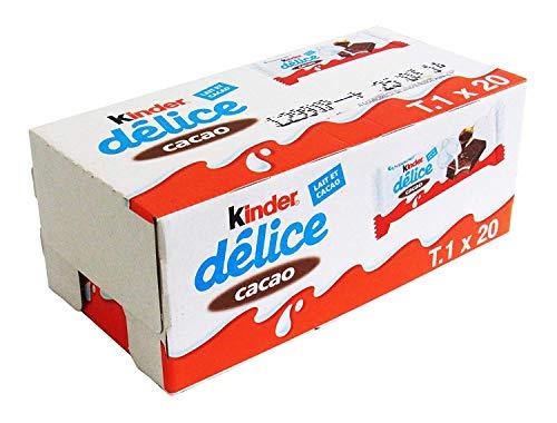 Kinder Delice, CASE, 42gx20