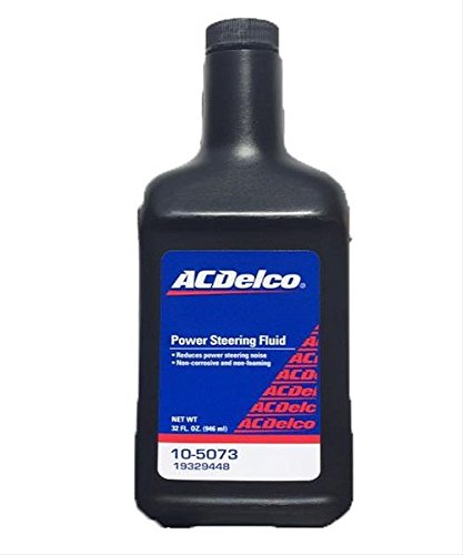 Genuine GM Fluid 89021182 Power Steering Fluid - 32 oz. by Genuine GM