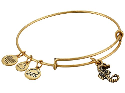 Alex Ani Seahorse Expandable Bracelet