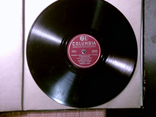 frankie Carle and his girl friends set C-97 Columbia records 2 vinyl record 78 R.P.M. albums