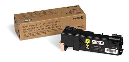 Xerox 106R01596 Toner Cartridge High-Capacity (Yellow,1-Pack)