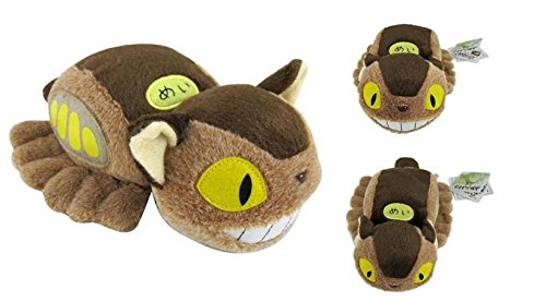 Catbus Costume For Cats (Totoro Catbus Plush Doll 8