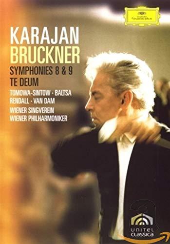 Bruckner: Symphonies Nos. 8 & 9; Te Deum [DVD