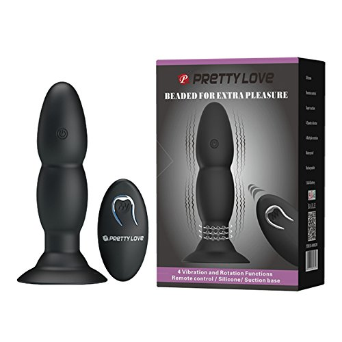 Azlove Pretty Love Adult Anal Sex Toy For Women Men Butt Plug G-spot Dildo Stimulating Anal vibrator Male Prostate Stimulation Massager 1pcs by Azlove