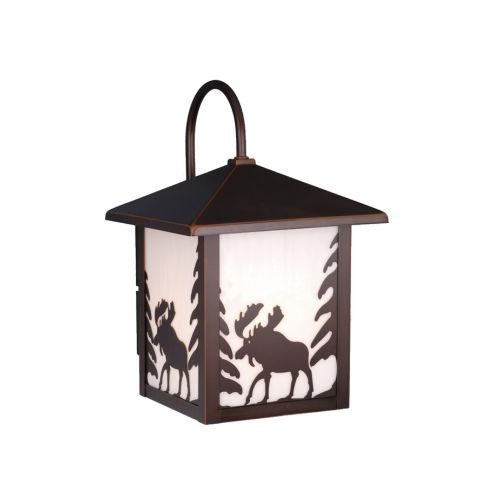 Vaxcel One Light Outdoor Wall Light OW36983BBZ One Light Outdoor Wall Light by Vaxcel