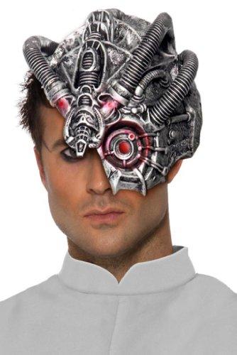 Smiffys Adult Cyber Sci Fi