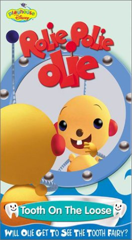 Buy Special Vhs Rolie Polie Olie Tooth On The Loose