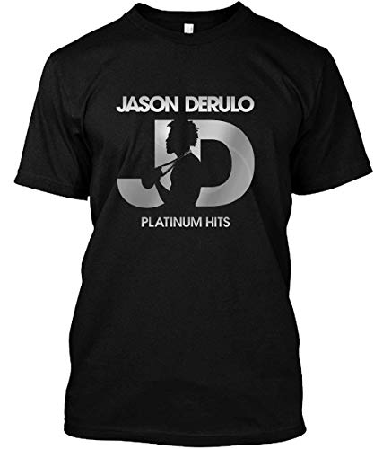 Potato Rabobdo Jason Music Derulo Tour 2019 Unisex T-Shirt Sweatshirt Black (Jason Derulo Sweatshirt)