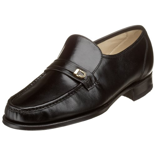 Florsheim Men's Como Imperial Slip-on,Black,9.5 E