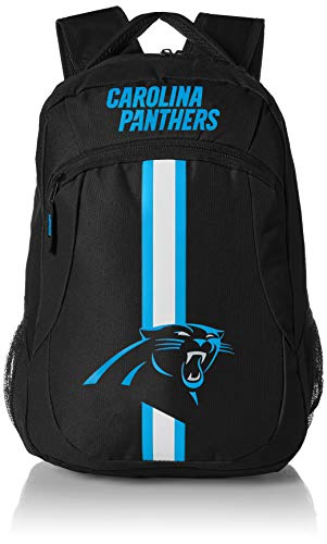 Carolina Panthers Nfl Backpack - Carolina Panthers Action Backpack