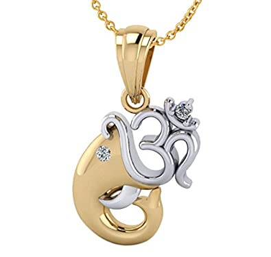 Buy rhodium plated om ganesh pendant made with swarovski crystal rhodium plated om ganesh pendant made with swarovski crystal aloadofball Gallery