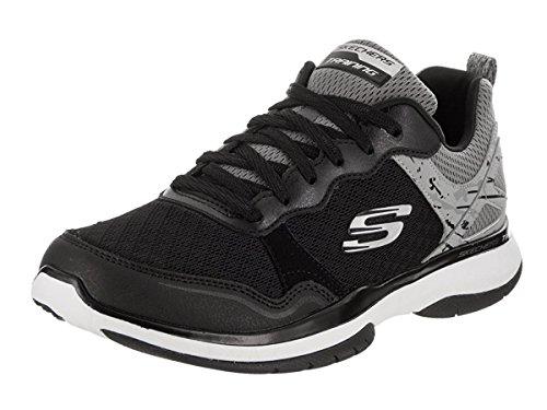 Skechers Burst TR Women's Sneakers, Black/White, 7