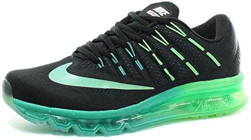 Nike Air Max Men's Trainers Black/Green