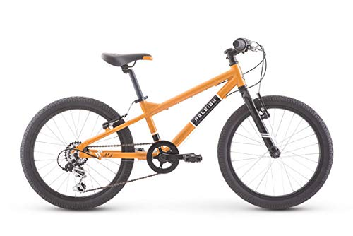 - Raleigh Rowdy 20 Youth Mountain Bike Orange