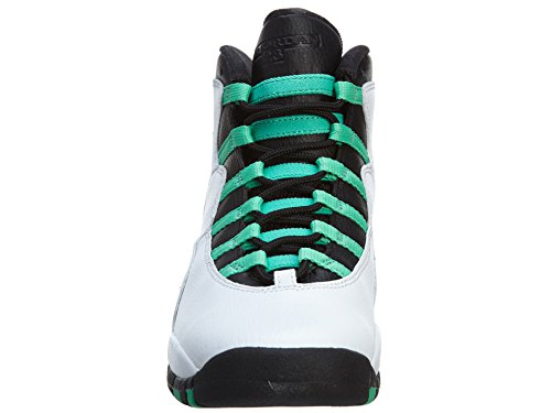 Nike Air Jordan 10 Retro 30TH GG (GS) Verde - 705180-118 -