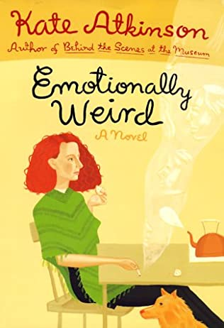 book cover of Emotionally Weird