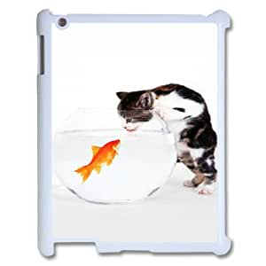 Ipad2,3,4 Fishs Phone Back Case Use Your Own Photo Art Print Design Hard Shell Protection YG082492