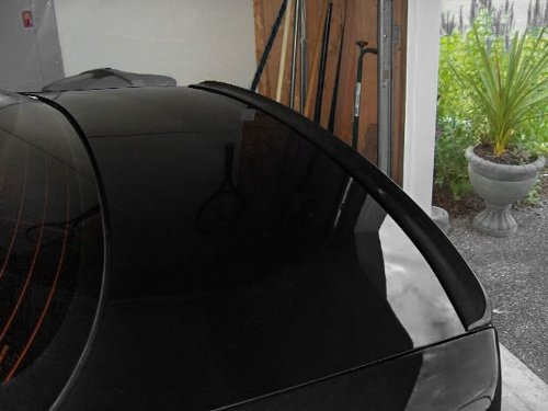 Deltalip Custom Painted Rear Trunk Boot Lip Spoiler For Buick