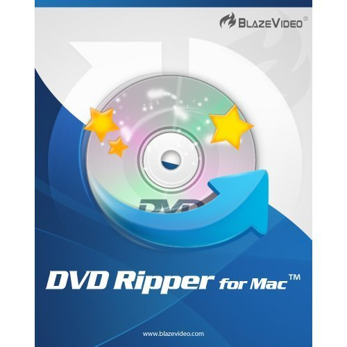 BlazeVideo DVD Ripper for Mac [Download] by BlazeVideo