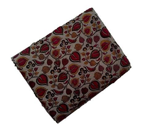 bba8f171e1486 Image Unavailable. Image not available for. Colour  Perennial Women Cotton  Kalamkari Blouse piece ...