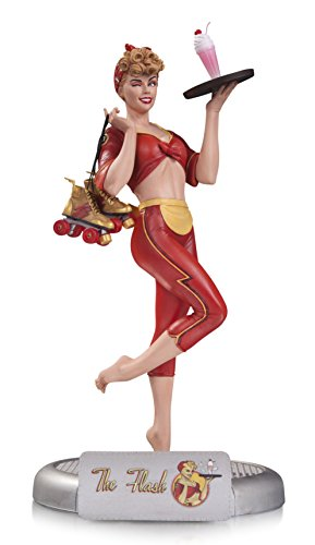 DC Bombshells The Flash Jesse Quick Statue