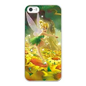 The best gift for Halloween and Christmas iPhone 5 5s Cell Phone Case White The beautiful Disney Princess TinkerBell GON6233472