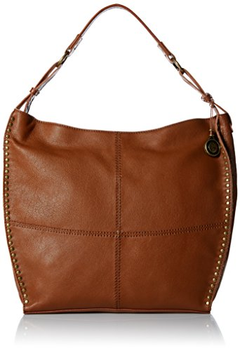 The Sak Silverlake Bucket Hobo Bag, Tobacco, One Size by The Sak