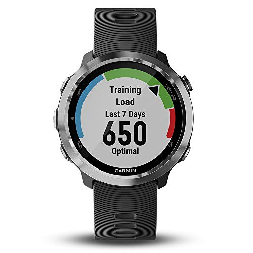 Garmin Forerunner 645 Bundle with Extra Band & HD Screen Protector Film (x4) | Running GPS Watch, Wrist HR, LiveTrack, Garmin Pay (Stainless, Orange) by PlayBetter (Image #3)