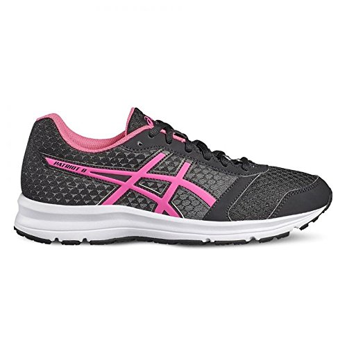 ASICS Patriot 8 - T669N9020 - El Color Gris-Rosa - Talla: 7.5