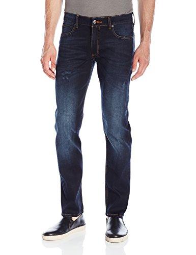 Lee Men's Modern Series Slim-Fit Tapered-Leg Jean, Crusade, 36Wx34L ()