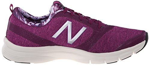 Purple Chaussures Multicolore hg Fitness Wx711 New B Dark Balance Femme De qvFxP0gT