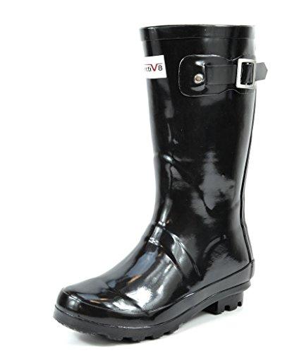 Arctiv8 KORIGIN Kids Rubber Outdoor Waterproof Pull On Rain Boots New (Toddler/Little Kid/Big Kid)