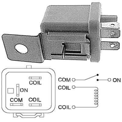 Standard Motor Products RY208 Relay