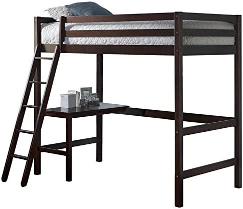 Hillsdale Furniture Caspian Twin Loft Bed