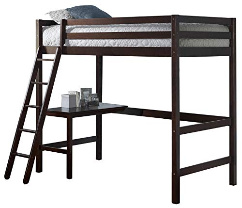 Hillsdale Furniture 2176-320 Hillsdale Caspian Twin Loft Bed ()