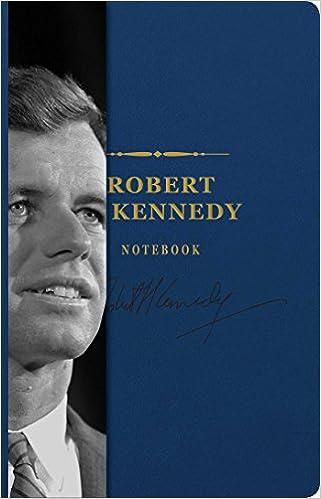Robert Kennedy Signature Notebook