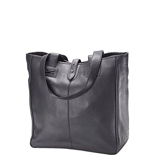 Clava Vachetta Small Shopper (tuscan Black) Sf11sm-blk 201959513