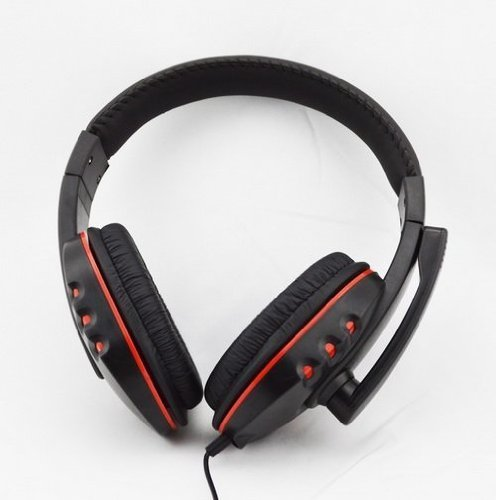 Wired-Stereo-Gamer-Headset-Headphone-Mic-Sound-For-Sony-Playstation-PS3