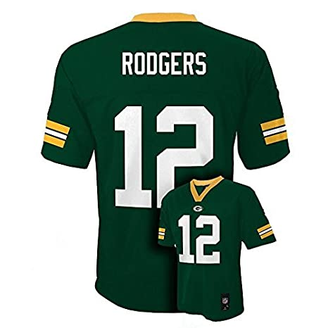 green bay packers kids jersey