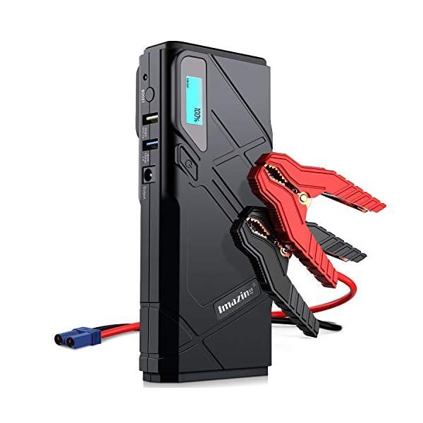 Imazing portable jump starter for im23